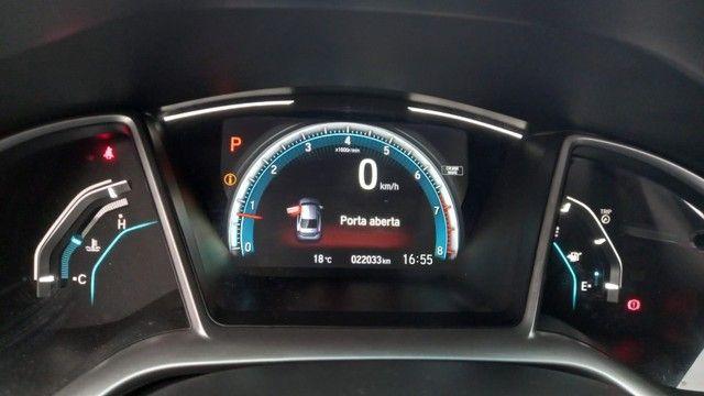 Civic ELX 2020 2.0 Automatico Baixo km so aqui na Unidas Autonomistas  - Foto 13