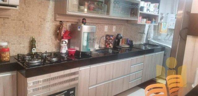 Apartamento com 3 dormitórios à venda, 85 m² por R$ 550.000 - Mangabeiras - Maceió/AL - Foto 5