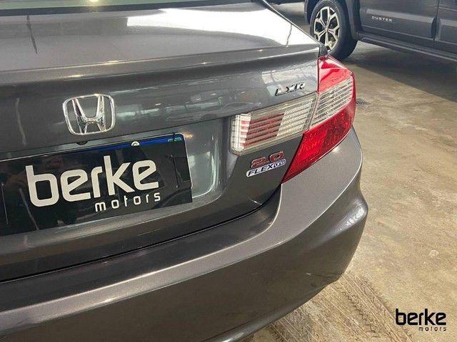 Honda Civic Sedan LXR 2.0 Flexone 16V Aut. 4p - Foto 20