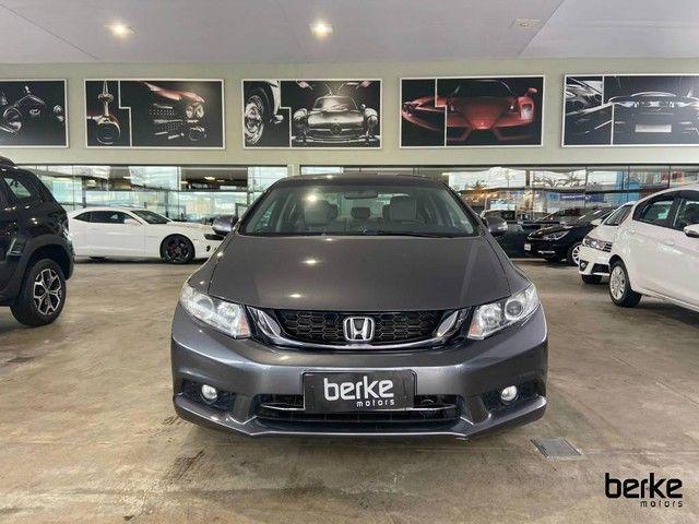 Honda Civic Sedan LXR 2.0 Flexone 16V Aut. 4p - Foto 4