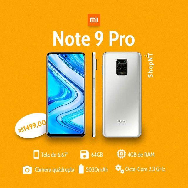 Xiaomi Note 9 pro 64 GB