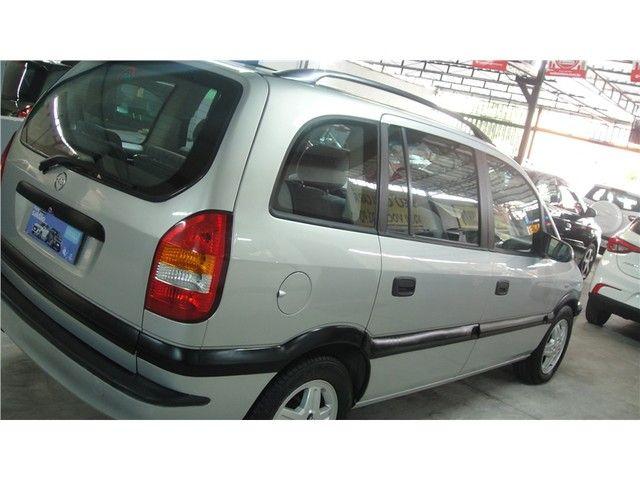 Chevrolet Zafira 2001 2.0 mpfi 8v gasolina 4p manual - Foto 10