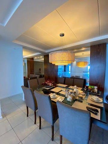 Cobertura beira mar com 4 dormitórios à venda, 498 m² por R$ 3.200.000 - Jatiúca - Maceió/ - Foto 8