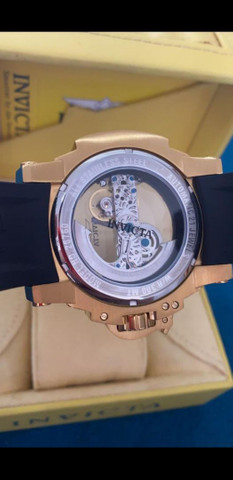 Relógio Invicta Reserve Automático a prova d'água Completo - Foto 5