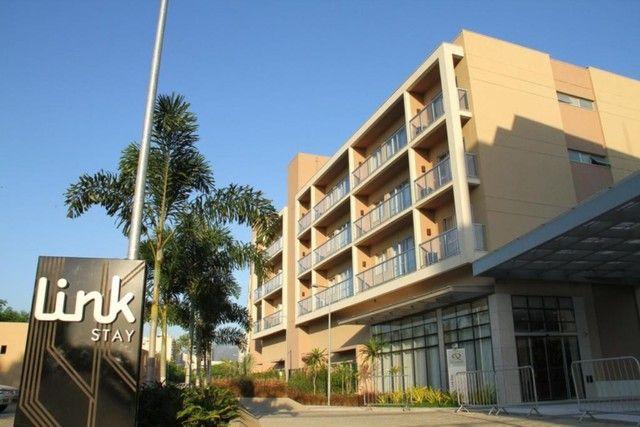 Apartamento à Venda Link Stay na Barra da Tijuca de 78m² com 2 suítes 4 banheiros e 1 vaga