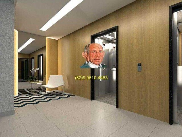 Apartamento para venda com 52 metros quadrados com 2 quartos em Barro Duro - Maceió - AL - Foto 17