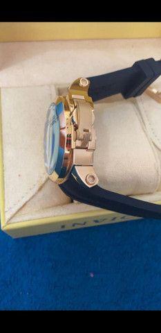 Relógio Invicta Reserve Automático a prova d'água Completo - Foto 4