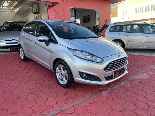 Fiesta SEL 1.6 16V Flex Mec. 5p - Foto 4