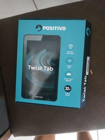 Tablet positivo novo usado dois meses - Foto 2