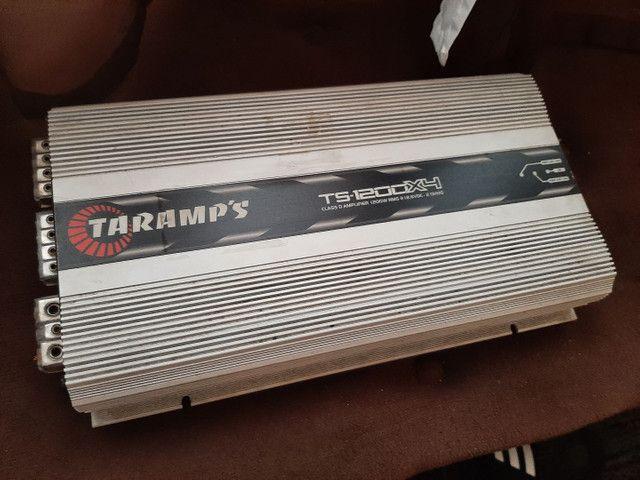 Vendo Módulo Amplificador Taramps TS 1200x4 Class D 1200W RMS<br><br> - Foto 2
