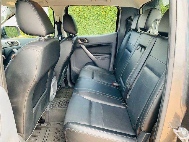Ranger 3.2 Limited 4x4 CD diesel Automática 2019  - Foto 17