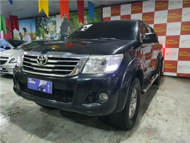 Toyota Hilux 2012 2.7 sr 4x2 cd 16v flex 4p automático - Foto 5