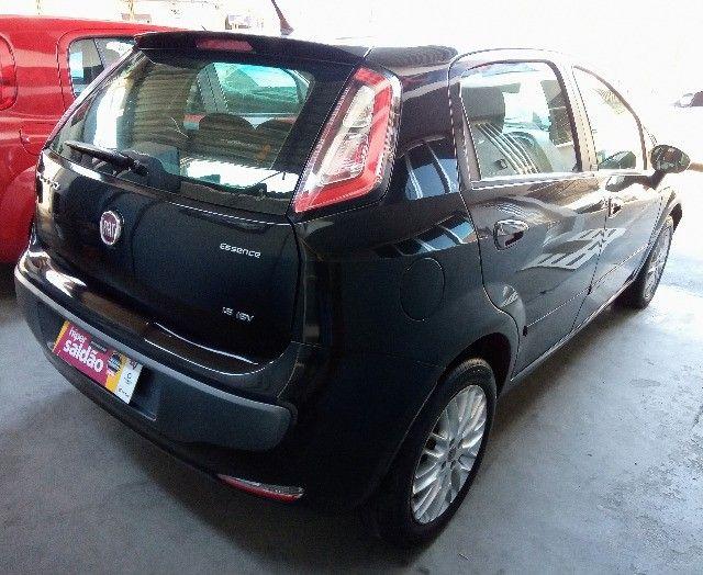Fiat - Punto 1.6 Essence Flex Completo - 2013 - Foto 6