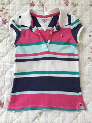 Camisa Tommy 18m