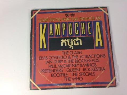 LP/Vinil Concerts For The People Of Kampuchea/duplo/import Usa/1981