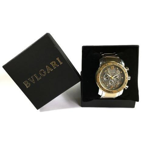 Relógio Bulgari Premium Iron Man - Bijouterias, relógios e ... c0e6f16eb1
