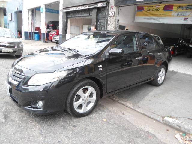 Corolla XLi 1.8/1.8 Flex 16V Mec.