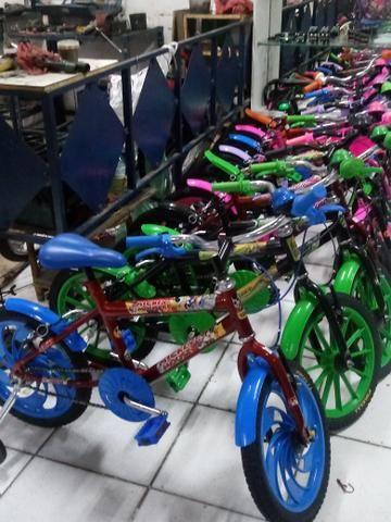 Bicicletas infantis Novas em Promoção ! 6x sem juros ! Aro 12 519ed554bae78