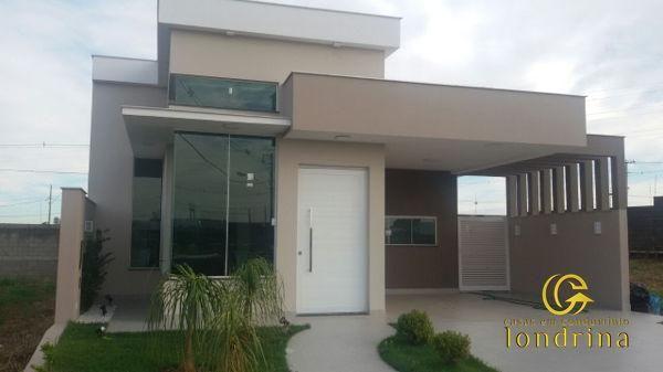 Casa em condomínio com 3 quartos no Condomínio Parque Tauá Paysage - Bairro Jardim Pioneir