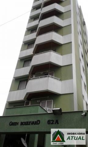 Apartamento à venda com 4 dormitórios em Jd higienópolis, Londrina cod: * - Foto 3