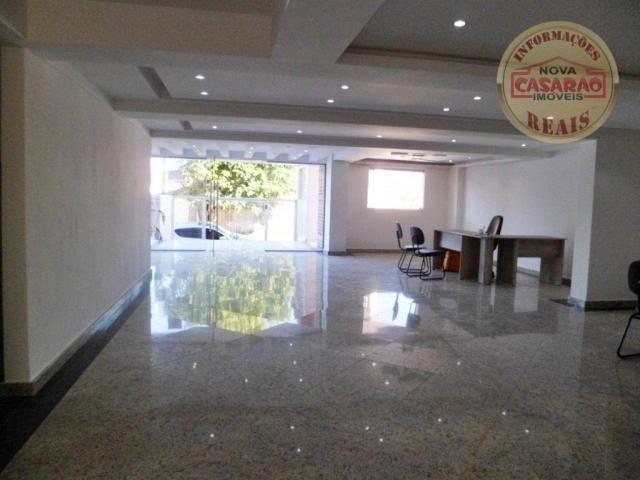 Apartamento com 1 dormitório à venda, 33 m² por R$ 187.624 - Tupi - Praia Grande/SP - Foto 17