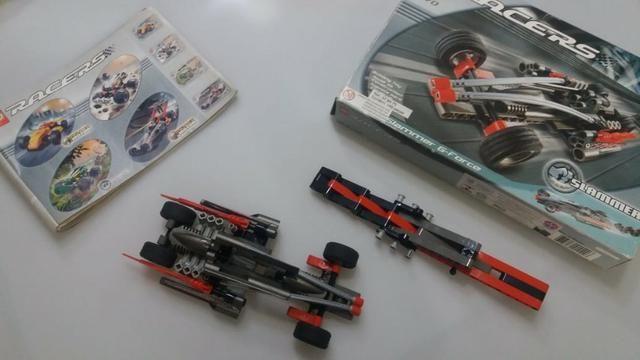 Lego Racers 8470 - Slammer G-Force