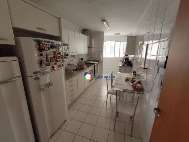 Apartamento com 3 dormitórios à venda, 126 m² por r$ 510.000,00 - setor bueno - goiânia/go - Foto 4