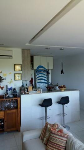 Apartamento à venda com 4 dormitórios em Buraquinho, Lauro de freitas cod:AD2899 - Foto 6