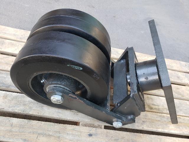Rodizio giratório para 2.400 kg - Foto 2