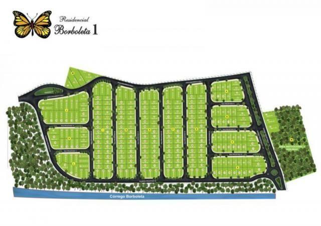 Terreno à venda com 0 dormitórios em Borboleta 1, Bady bassitt cod:V4173