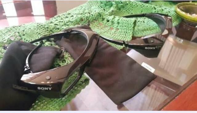 Oculos 3d Sony Bravia - 1 Par - Foto 2
