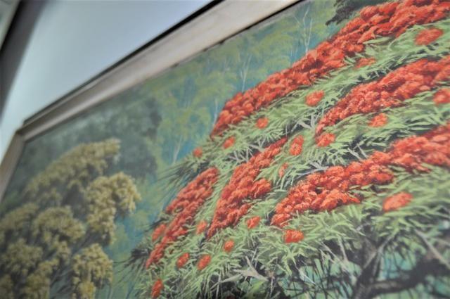 Quadro - Tema:Caminhos de Primavera, - Foto 4