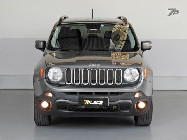 Jeep Renegade Longitude 2.0 Diesel 4x4 Automático - Foto 2