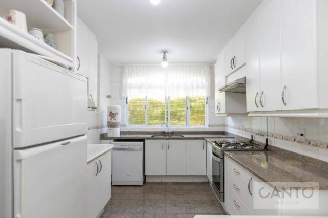 Casa com 5 dormitórios à venda, 439 m² por r$ 2.100.000,00 - santo inácio - curitiba/pr - Foto 16