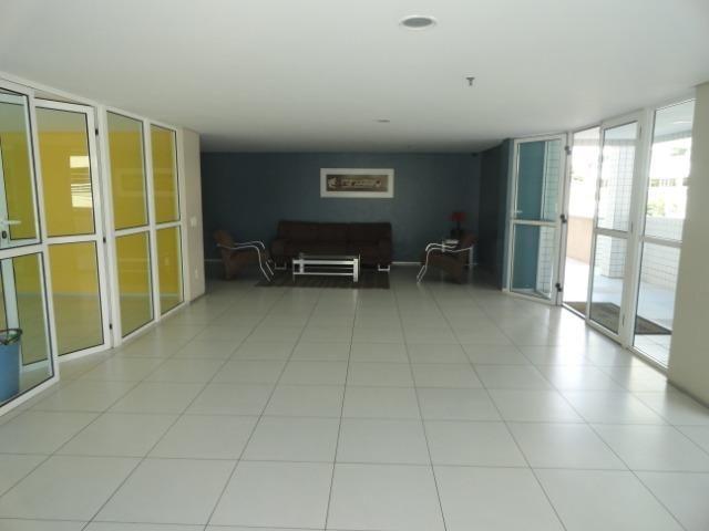 AP0296 - Apartamento 75 m², 03 quartos, 02 vagas, Ed. Solar de Sevillla, Fortaleza/CE - Foto 2
