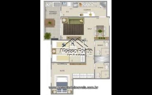 Lançamento Apartamento na Tupi em Praia Grande - Foto 16