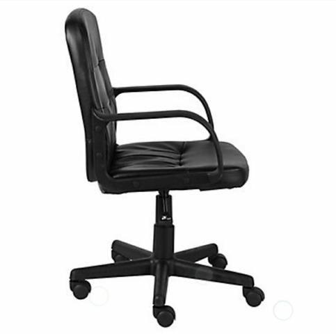 Cadeira giratória para escritório! TOP! Lacrada - Foto 2