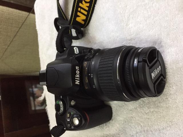 Máquina Fotográfica Nikon D40X - Foto 3