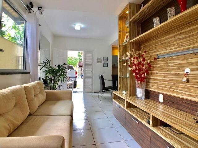 Casa no Condomínio Imperial 2 na Lagoa Redonda com 98m², 03 quartos e 02 vagas - CA0882 - Foto 7