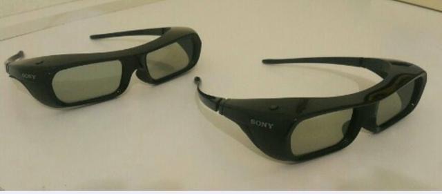 Oculos 3d Sony Bravia - 1 Par