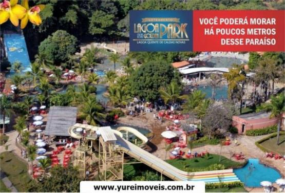 Lotes Parcelados área com 1.000 Mil metros - Lagoa Golden Park|Caldas Novas GO - Foto 6