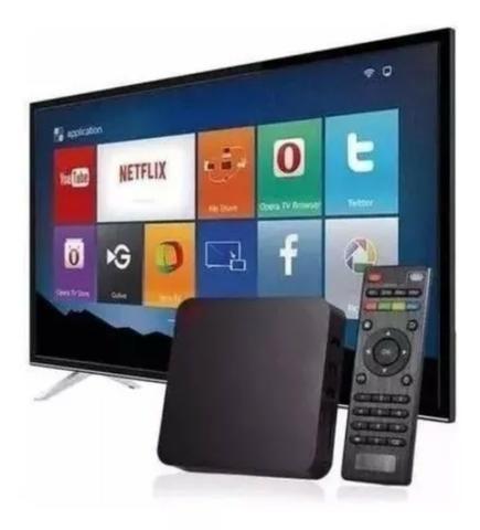 Mxq pro 4k transforme sua TV .Smartv - Foto 2