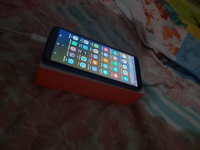 Celular j6 Mas! tenho nota caixa tudo vendo ou troco 6500 Whatsapp * - Foto 3