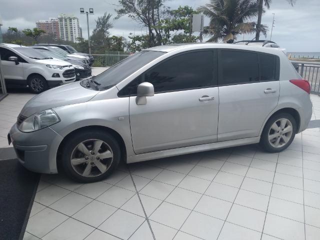 Nissan Tiida sL = Financiamento na hora - Foto 9