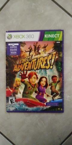 Xbox 360 + Kinect + 02 controle + Jogo - Foto 3