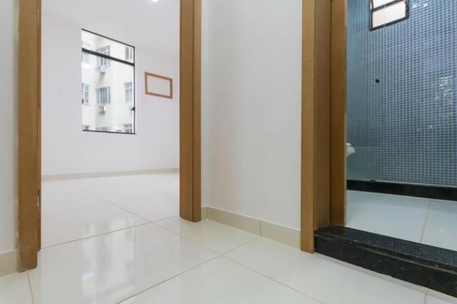 Centro da Cidade 2 qtos 75m² iptu,prédio com elevador (Reformado) - Foto 18