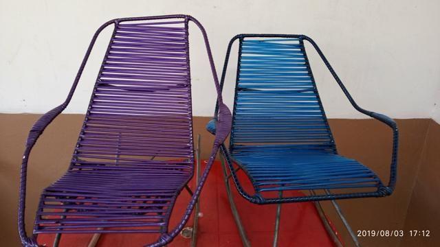 Cadeiras de macarrão - Foto 2