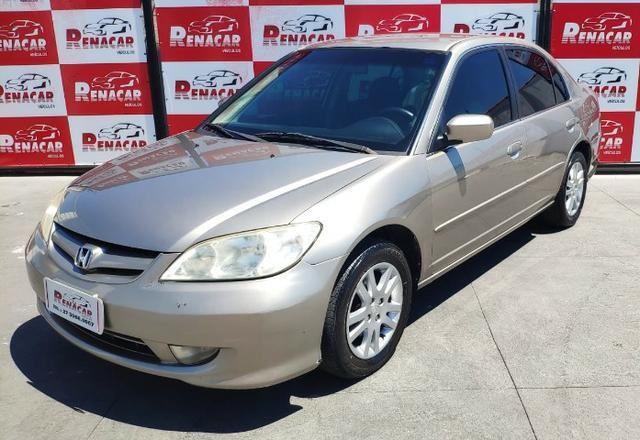 Honda civic 2006 automatico barato - Foto 4