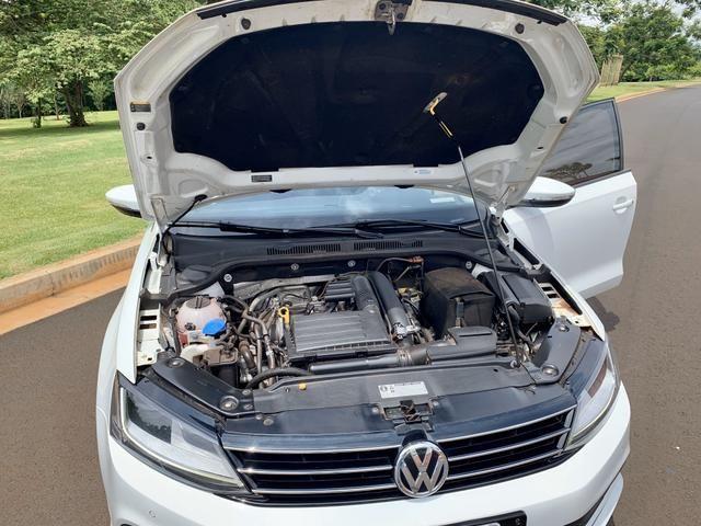 7.000 abaixo da Fipe !! VW Jetta 1.4 TSI - 2017 - Impecável - Foto 12