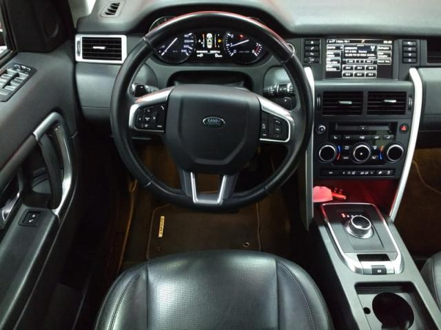 LAND ROVER DISCOVERY SPORT 2.0 16V SI4 TURBO HSE LUXURY 2015 - Foto 7